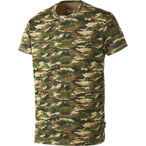 Seeland Speckled S/S T-shirt - camo