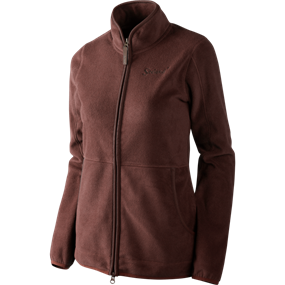 Seeland Bolton Lady fleece - Bitter chocolate