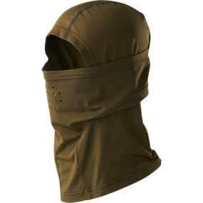 Seeland Hawker scent control facecover - Pine green - One size