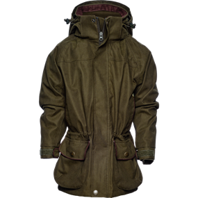 Seeland Woodcock II Kids jakke - Shaded olive
