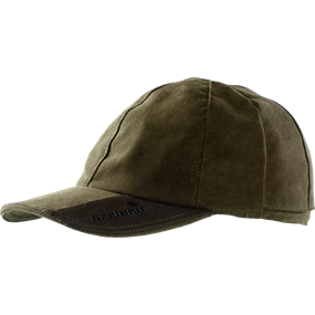 Seeland Helt cap - Grizzly brown