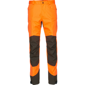 Seeland Kraft bukser - Hi-vis orange