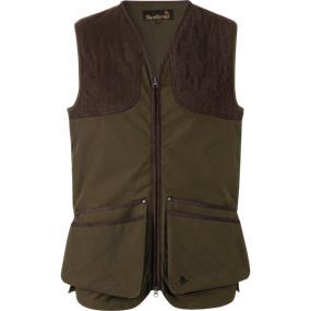Seeland Winster Classic vest - Pine green