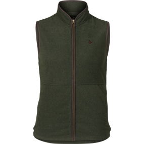 Seeland Woodcock fleece vest - Classic green