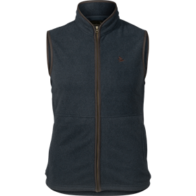 Seeland Woodcock fleece vest - Classic blue