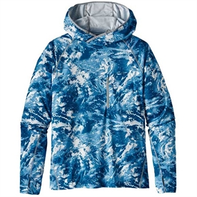 Patagonia Sunshade Tech Hoody - Blue