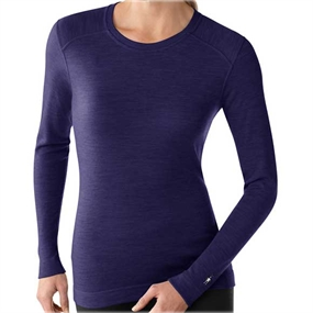 Smartwool Merino 250 LS W T-Shirt - Imperial Heather
