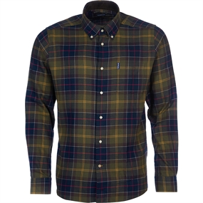 Barbour Murray Skjorte - Classic Tartan