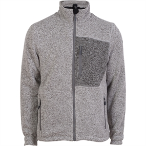 Kopenhaken Terkel Windstopper Fleece - Light Grey