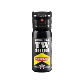 Peberspray - TW1000 Pepper - Gel 50 ml