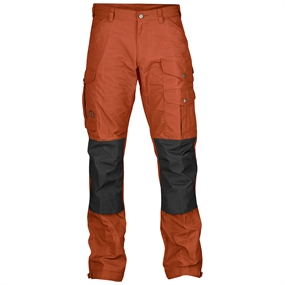 Fjällräven Vidda Pro Trousers Regular - Autumn Leaf-Stone Grey
