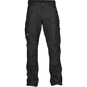 Fjällräven Vidda Pro Trousers Regular - Black/Black
