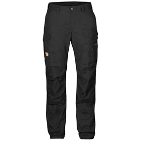Fjällräven Vidda Pro Trousers W. Regular - Black/Black