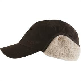 MJM Zwolle El Wax Hat - Brown